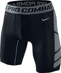 Nike HYPERCOOL COMP 6 Short RT 2.0 BLACK/COOL GREY/COOL GREY, Größe Nike:4XL-T