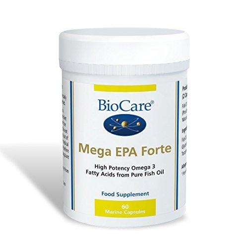 Biocare Mega EPA Forte 60 capsule -