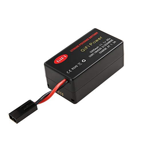 Moligh doll 2000 Mah 11.1V 20C 22.2Wh Li-Polymer Batterie pour Parrot AR.Drone 2.0 Quadricoptère