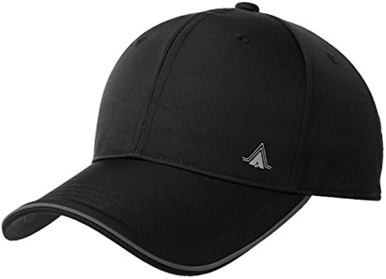 Hat House- Cappello Berretto Berretto da Baseball Nero Estivo per Berretto  Berretto da Baseball Regolabile da Uomo d467e7 13c806333f71