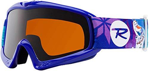 Rossignol Raffish S Frozen Máscara, Unisex bebé, Purpura/Azul (Aqua), 3-6 Años