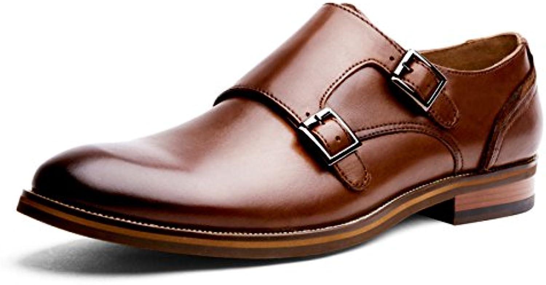Zapatos De Cuero para Hombres Zapatos De Cuero para Cordones -