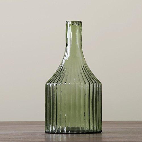 Glass Vase/simple, [northern Europe],[creative],simulation Vase/home Decor Glass Vase-b