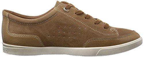 Ecco Collin, Chaussons Sneaker Homme Marron - Braun (Camel/Camel Oslo/Basalt51055)