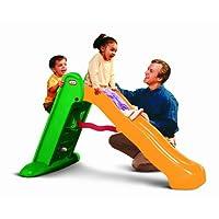 Little Tikes 4263 Easy Store Large Slide, Sunshine
