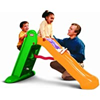 Little Tikes Easy Store Large Slide, Sunshine