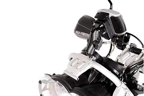 SW Motech GPS.07.447.10101Soporte para Navi de extraíble en la Cabina para BMW...