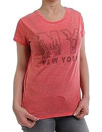 Maison Scotch T-shirt pour femme–1425–12.51740–Dessin d
