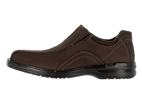 Clarks Sherwin Time Slip-on Loafer Chocolate