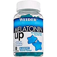 WEIDER Gummy up Revolution SIN GLUTEN Melatonina 60 Gom.