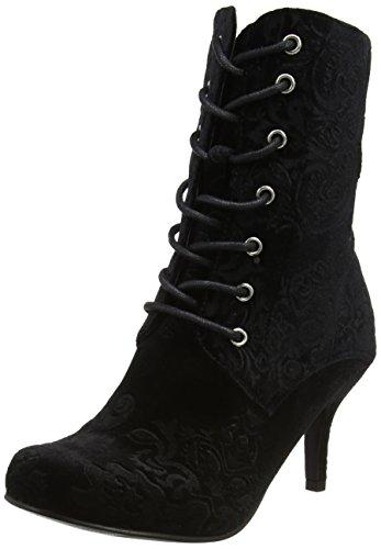 Browns Femme Boots Joe Velvet Bottes Favourite Chrissies Noir Ga4hq xwqZTvCw