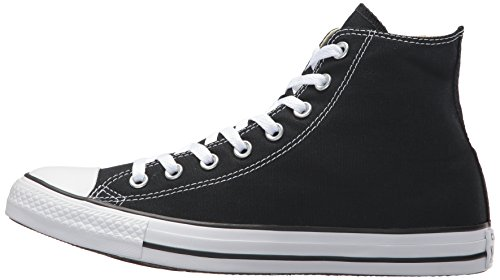 Converse Chuck Taylor All Star, Unisex-Erwachsene Hohe Sneakers, Schwarz (M9160 Schwarz) 42 EU - 5