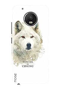 Noise Moto G5 Plus Designer Printed Case/Motorola Moto G5 Plus Cover, for G5 Plus/Moto G5 Plus/Patterns & Ethnic/Game Of Thrones Design - (GD-26)