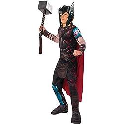 Avengers - Disfraz Thor Gladiator Ragnarok Classic infantil, M (Rubie's Spain 640151-M)