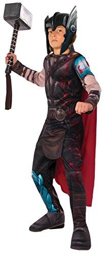 Avengers - Disfraz Thor Gladiator Ragnarok Classic infantil, S (Rubie's Spain 640151-S)