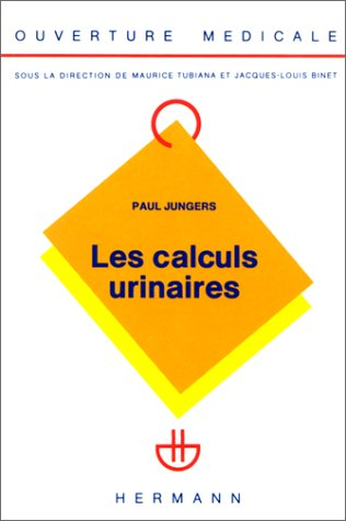 Les Calculs urinaires
