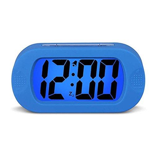 HENSE gran reloj digital con alarma