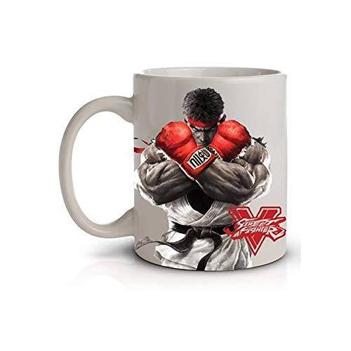 Street Fighter V Ryu 11oz Ceramic Coffee ()