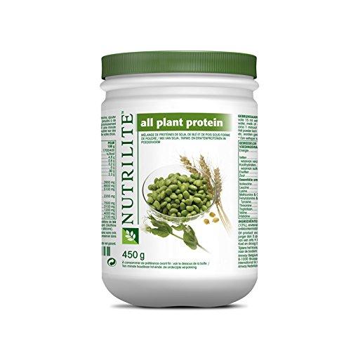 Nutrilite Protéine Complément Alimentaire 100% végétale 450 g