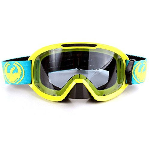 Dragon Masque MDX2 Hydro (Jet) Break High VIS écran fumé Ski Mixte Adul