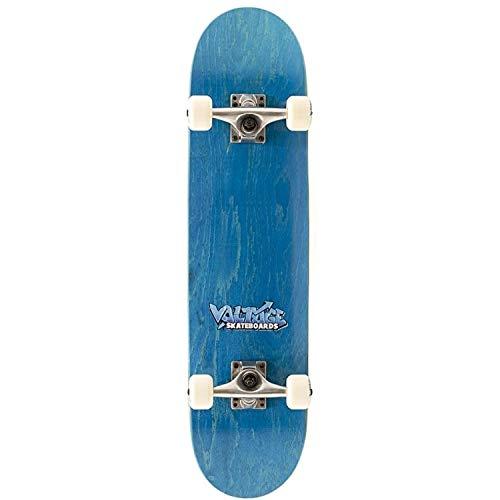 Voltage Graffiti Blue Complete Skateboard 7.75