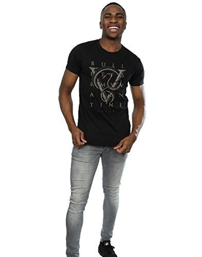 Bullet For My Valentine Herren Venom V T-Shirt Schwarz