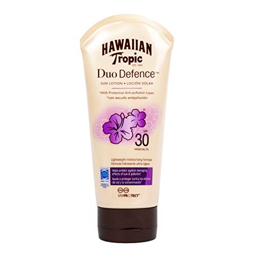 Hawaiian Tropic Duo Defence Sun Lotion Sonnencreme LSF 30, 180 ml, 1 St
