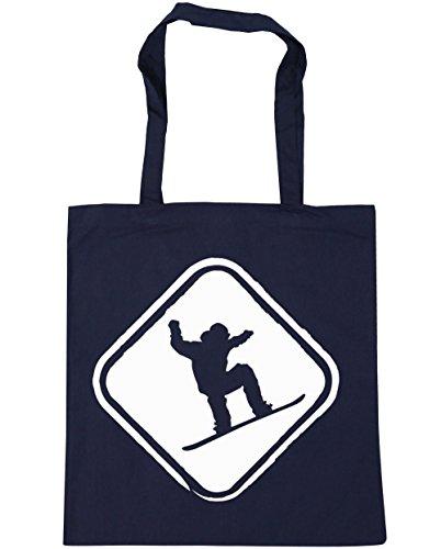 hippowarehouse-sac-de-plage-femme-bleu-taille-unique