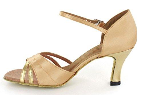 TDA - Ballroom donna Beige Gold