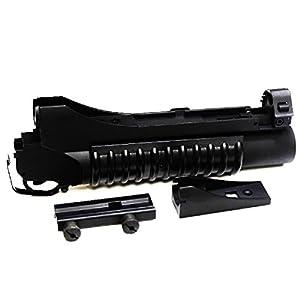 Airsoft chasse Gear E & C 3en 1M203à gaz 40mm Grenade Launcher (short-type)