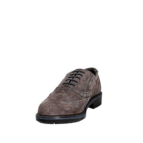 IGI&Co Herren UCA 8681 Brogue/Oxford grigio - 500 ANTRACITE