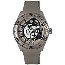 d53ba7ae623f Watx Reloj Análogo clásico para Mujer de Cuarzo con Correa en Caucho RWA1904
