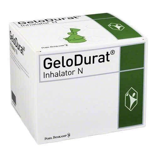 GeloDurat Inhalator N für GeloDurat-Salbe, 1 St