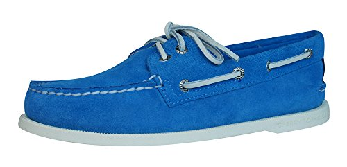 Sperry Top-Sider  A/O 2 EYE, Chaussures bateau homme Bleu - bleu