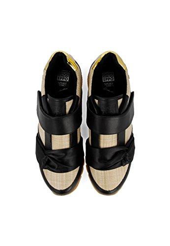 Gioseppo Women 43379 Sneaker Black (black)