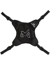 Millet Helmet Holder porte-casque suave Unisex, negro, FR: U (Taille Fabricant: U)