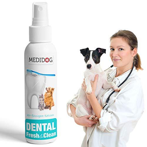 Medidog Dental Fresh&Clean Dentalspray für Hunde und