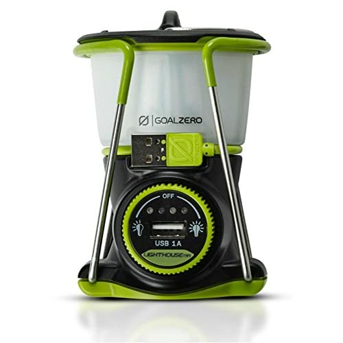 41HTijTxeHL. SS500  - Goal Zero Lighthouse Mini Camping Lantern