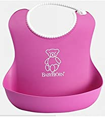 GNEY Baby Silicone Stereo Disposable Bib -Baby Bib With Pocket