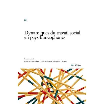 Dynamiques du travail social en pays francophones (Le social dans la cité)