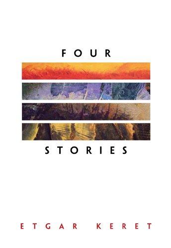 Four Stories (The B. G. Rudolph Lectures in Judaic Studies) por Etgar Keret