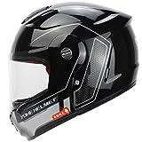 Doppia lente caschi moto uomo antivento protezione UV Dual purpose flip up moto casco off road moto motocross Cap per tutte le stagioni