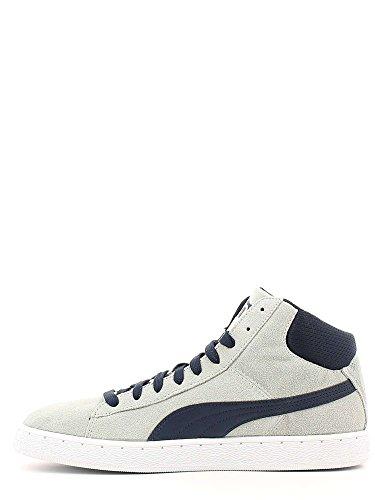 Puma 1948 Mid Sneaker da uomo Grey/dk gry