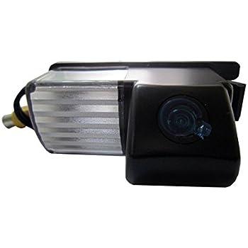 Color reversing camera parking aid camera license plate light Akhan CAM35-7