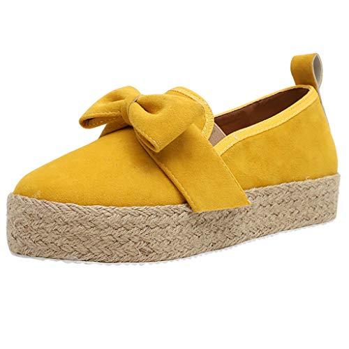 Smonke Damen Vintage Römische Freizeitschuhe Outdoor Sneaker Freizeit Mode Flache Schuhe Atmungsaktive Keilabsatz Turnschuh Leicht rutschfest Sandalen Bequeme Outdoorschuhe -