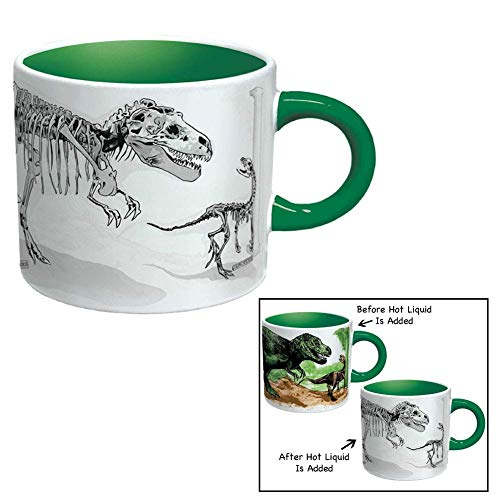 Unemployed Philosophers Guild 12491 Dinosaurier | Kaffeebecher