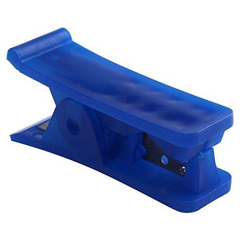 Prettygood7 Schlauchschneider aus PVC/PU / Nylon/Kunststoff, Blau