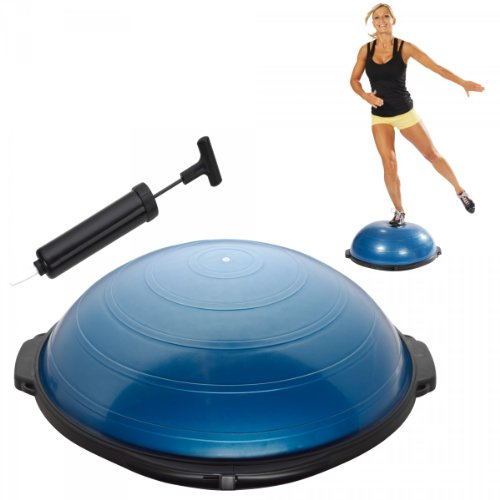 Trendy Sport Meia 55, Trainingsgerät zur Förderung der Balance- und Propriozeption, 55 cm Durchmesser