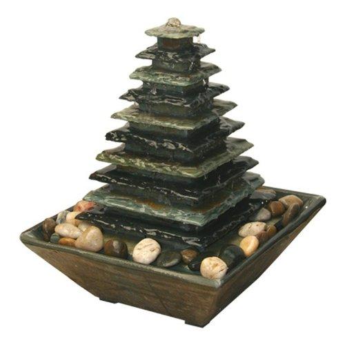 Fontaine pyramidale
