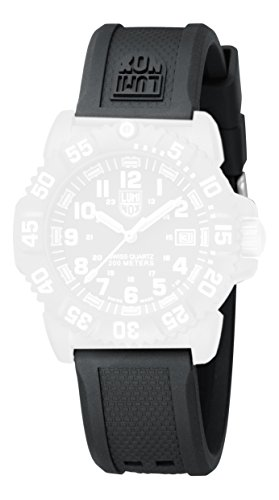 Luminox 7050, 20 mm, PU, BL, BL, FP.7050.20b